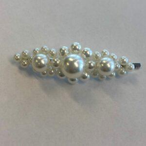 Stas-Perlespenne Stor Sølv
