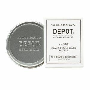 Depot Beard And Mustache Butter