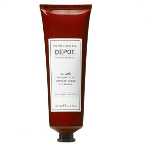 Depot Moisturizing Shaving Cream