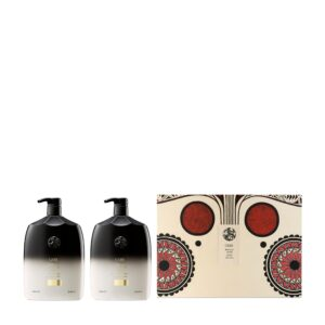 Oribe - Holiday 2020 - Gold Lust Liter Duo